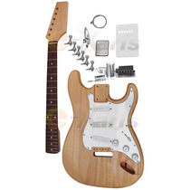 Guitarra Electrica Para Armar Y Diseñar Kit Completo Xaris.
