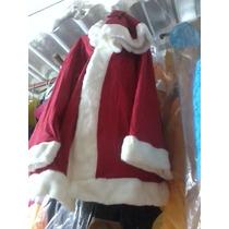 Traje De Santa Clos Papa Noe Navidad