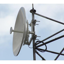 Enlaces Punto A Punto Rocketm5 + Rd-5g34 Antenas Ubiquiti