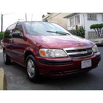 Chevrolet Venture Lt 2003 Nacional