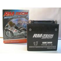 Bateria Para Motocicleta !! Ytx14-bs 12v 12amp