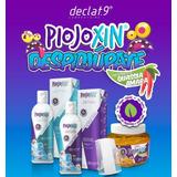Tratamiento Para Piojos Y Liendres. 2x1 Llevate 2 Kit Piojoxin Al Precio De 1.  2shapoos+2solución+2gel + Envío Gratis