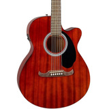 Fender Fa-135ce Guitarra Electro-acustica Nueva