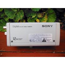 Camara De Vigilancia Digital Sony A Color Ssc-cx34