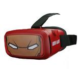 Lentes De Realidad Virtual 360 Vr 4.7 A 6 Pulgadas Iron Man