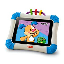 Funda Protectora Fisher Price Para Ipad Niños Lbf