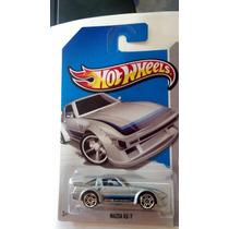 Hotwheels Mazda Rx7 Treasure Hunt De Coleccion Ganalo Lbf