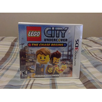 Lego City Undercover The Chase Begins Nuevo Sello 3ds
