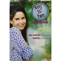 Soy Tu Fan Paquete De La Temporada 1 Y 2 Serie De Tv En Dvd