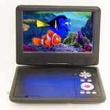Tv Digital Hd Portatil Pantalla Lcd A Color Con Dvd Usb Mp3 Monitor