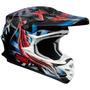 Casco Shoei Moto Cross Vfx-w Grant 2