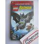 Lego Batman The Videogame Para Psp Completo Excelente Estado