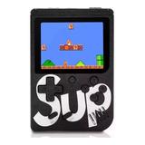 Game Box Sup 400 Juegos Retro Mini Consola Portatil Cable Tv