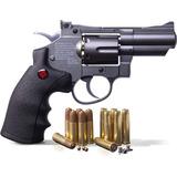 Pistola 357 Crosman Co2 Balines Y Diabolo
