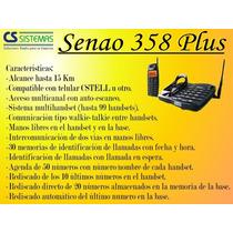 Antenasenao 358 Plus Telefono Largo Ultra Alcance 15km O Mas