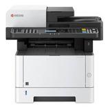 Impresora Multifunción Kyocera Ecosys M2040dn 120v Blanca Y Negra