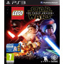 Lego Star Wars: The Force Awakens Playstation 3 Nuevo Fisico