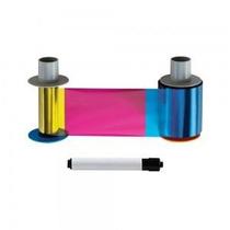 Pn84052 Cinta Color Ymckk Doble Panel Resina Negra Para Impr