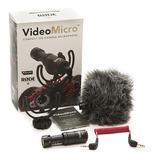 Micrófono Rode Videomicro Para Cámara