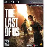 Ps3 Juego The Last Of Us + Envío Gratis