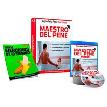 Maestro Del Pene + 1 Regalo A Escoger