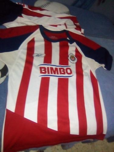 finest selection 94082 22fb8 Jersey Chivas Reebok Ramón Morales en venta en Las Palmas ...