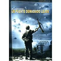 Dvd Un Puente Demasiado Lejos ( A Bridge Too Far ) 1977 - Ri