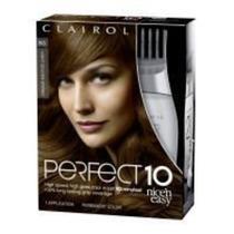 Tinte Clairol Perfect 006g Marrón Luz De Oro
