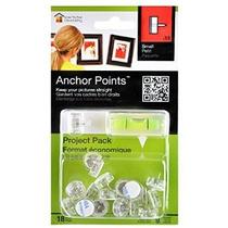 Bajo El Techo Decoración 3-100135 18pcs Paquete Proyecto Anc