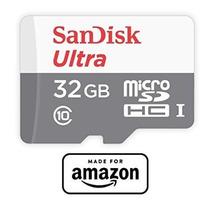 Sandisk Tarjeta De Memoria Micro Sd De 32 Gb Para Las Tablet
