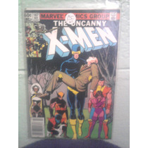 Marvel Comics X Men Unncany N. 167 Vintage Ingles Calif. 8