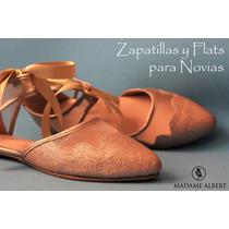 Quinceañera Novia Venta Guanajuato Zapatos León En Flats Para Y xtBsrCohQd