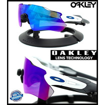 Oakley Radar Ev Path 9208-17 Polished White Sapphire Iridium