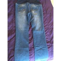 Pantalones, Jeans De Maternidad En Varios Colores Usados
