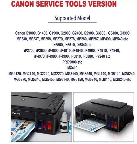 Reset Canon Mb2110 Mb5310 G4100 Error 5b00 Envio Gratis en venta en