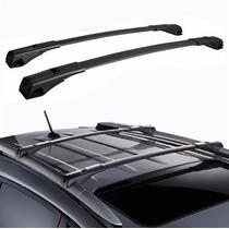 Barras Portaequipajes Negras Para Toyota Rav4 2013 - 2015