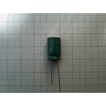 Capacitor Electrolitico 2200uf 6.3v 105°c (5 Piezas) Mn4