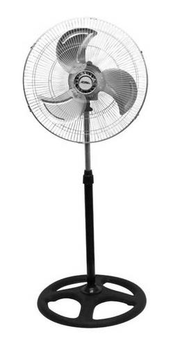 Ventilador 3 En 1 Adir 2074 Negro Con 3 Aspas De Metal, 18  De Diámetro 120v