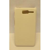 Funda Protector Motorola D1 Xt914 Blanco