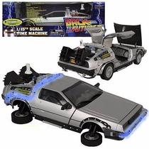 Back The Future Ii 1/15 Delorean Time Machine Volver Futuro