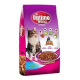 Alimento Optimo Felino Gato Adulto 3kg