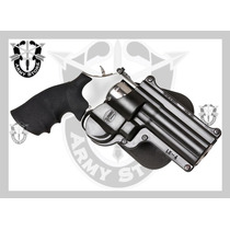Funda Fobus Paddle Holster L&k Frame Para Revolver Lk-4,army