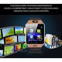 Reloj Celular Smartwatch Camara Sim Microsd Whatsapp Faceboo