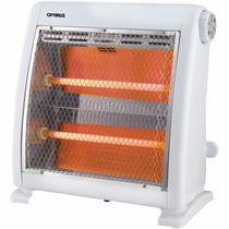 Calentador Optimus H-5511 Cuarzo Radiante Calenton-blanco