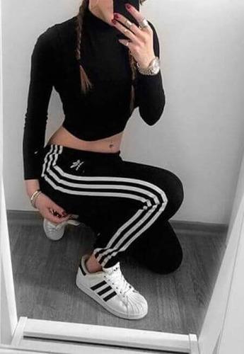 cliente primero originales online para la venta Pants adidas Skinny Dama (mayoreo 10 Piezas) en venta en ...