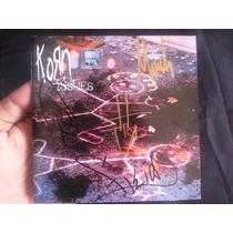 Korn - Cd Issues Autografiado Portada Rara Alterna