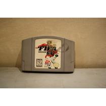Cassete Fifa Soccer 64, Para Nintendo 64