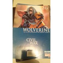 Comic De Coleccion Marvel Wolverine No. 26 Edit. Televisa