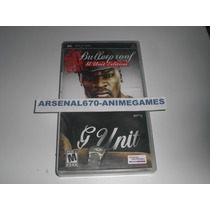 Psp 50 Cent: Bulletproof G Unit Edición