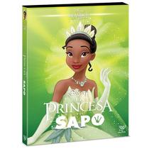 Pelicula La Princesa Y El Sapo Disney Diamante Dvd